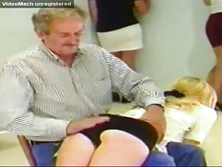 Spank a lee wmv files - Ed lee in action