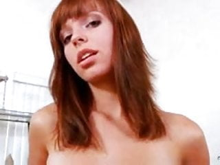 Teen girl modeling pics - Redhead model hayden winters toy play