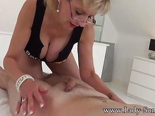 Free lady sonia blowjob vidios Lady sonia giving a sensual handjob and blowjob