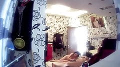 Hacked IP CAM - Asian Young couple sex