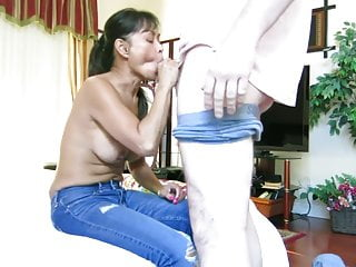Regular amateur tube - Droptopgal asian hot wife with regular bull part 01