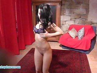 Naked lapdance video Lapdance, handjob and blowjob by czech amateur cutie