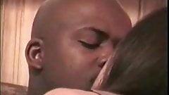 Ebony Wife Fucked by her Black Friend