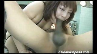 Cum Sucking Big Tit Asian asw-020