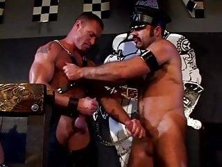Sex gay leder Gay leather