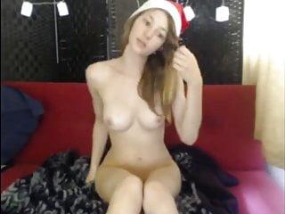 Deluxe adult santa hats Santa hat playing