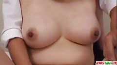 Full Japanese porn play on cam with busty Yukari