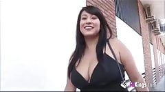Colombian broad Hada films herself with her boss' son