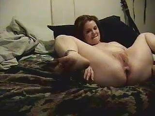 Teen is proud of her bush Proud of her holes