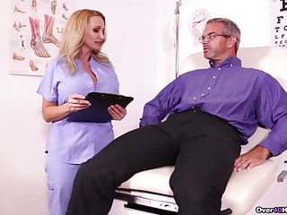 Over 40 swinger photos Busty nurse milks her patient - over 40 handjob