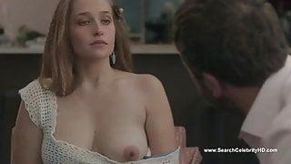 Jemima Kirke nude - Girls S02E04