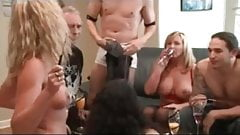 Velvet Swingers Club amateur couples share partners