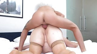 depraved grannies and step moms fuck boys