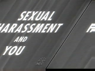 Workmans comp sexual harrassment - Sexual harrassment rules