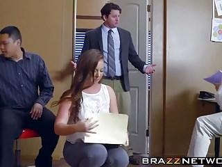 How big is preston parker porn Fantastic bombshell maddy oreilly takes it in her big ass