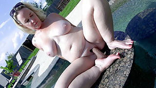 Playing Naked in the Pool