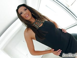 Spring tomas first anal Asstraffic alexa tomas get fucked by a dick in the ass