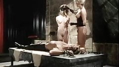 Kristara Barrington, Susan Berlin, Bunny Bleu in vintage sex