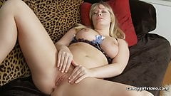 Lingerie #1 with Emily Addison & more in micro thongs