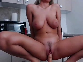 Girls with big tits fuck Very hot babe with big tits fuck and mastrubate with dildo