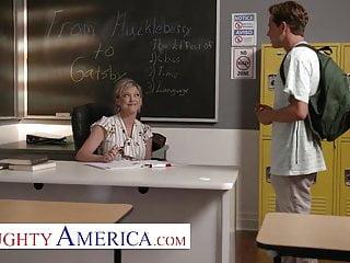 Naughty america real big tits 1 Naughty america - dee williams fucks her student
