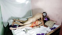 Indian bhabhi fuck with friend absence of her husband