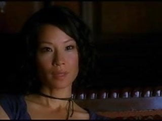 Lucy liu lesbian lesbian scene Are your hands clean