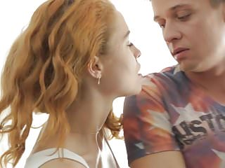 Sex sexy girl - Fiery sex with redhead sexy girl