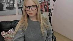 cute shy ukrainian cam-slut