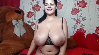 Sabina in sexy black 2