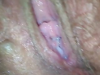 White creamy pussy - Miss white waters creamy pussy