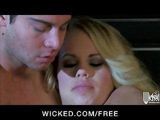 Wicked weasel bikini britney Wicked - beautiful blonde bombshell britney makes love