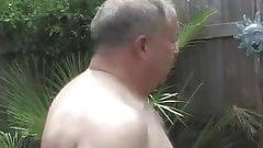 Srebrnowłosy tatusiowie