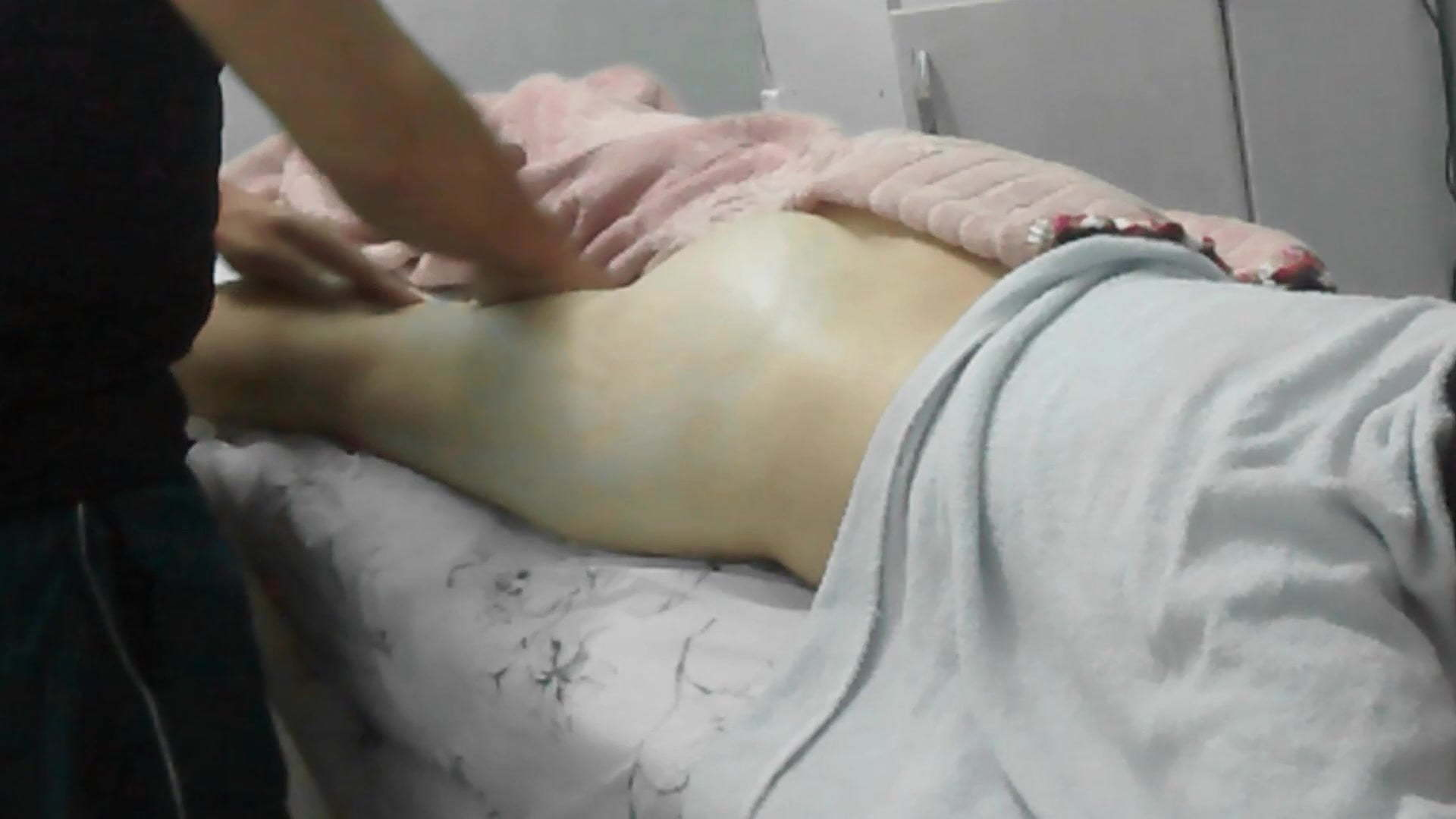 Female Massage Hidden Camera