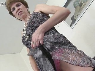 Fucking friends grandmother Grandmother fucked by young lucky boy