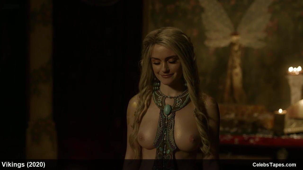Alicia Agneson Nude