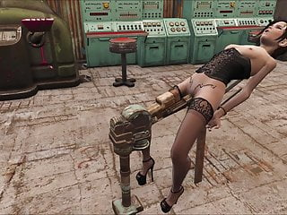 Fallout boy pete naked - Fallout 4 mechanical execution chair