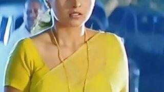 Tamil actress heera boobs shake