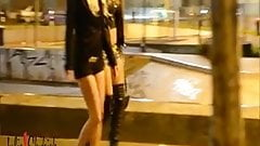 Julie skyhigh 2 best hookers in leather &boots jessie Volt