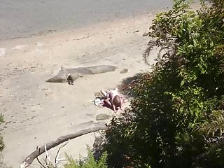 Sex on public camera - Sex on the beach
