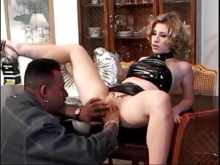 Sex scene call girl - Blond call girl dp fucking with toys
