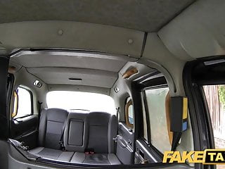 Free female celebrity fake nude picture Fake taxi naughty lady has sex for free ride