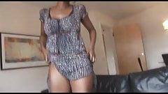 Very sexy Ebony