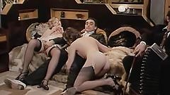 Brigitte Lahaie Parties fines (1977) Orgy sc15