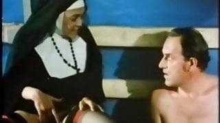 an Austrian nun - circa 70s