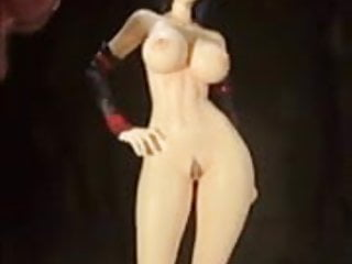 Hentai nude figures Figure bukkake kai harnbastard