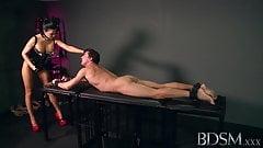 Mistress Jasmine blowjob spanking and riding