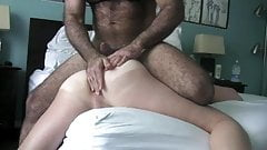 Hot dad and willing boy - Round 2