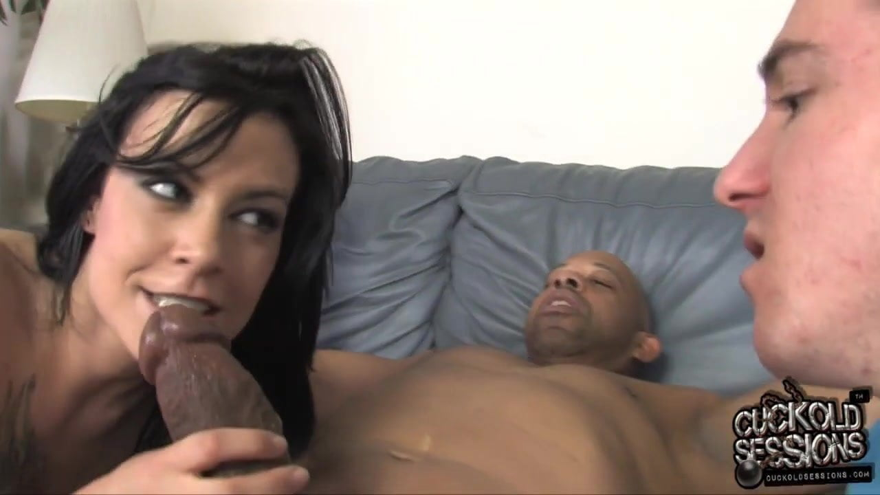 Sucking Cock Front Husband