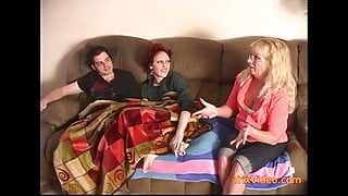 Taboo Brother Sister Caught by STEPMOM